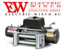 Лебедка Electric Winch EW12000r-24V  с р...