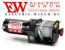 Лебедка Electric Winch EW3000-12V