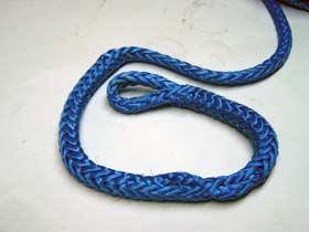Плетение синтетического троса